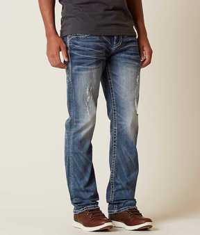 Rock Revival Navid Straight Stretch Jean