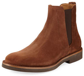 Vince Felix Bark Suede Gored Boot
