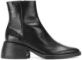 Joseph chunky heeled boots