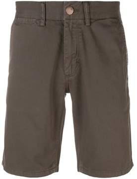 Sun 68 Men's B1810552 Brown Cotton Shorts.