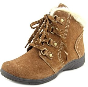 Earth Origins Crowley Women Round Toe Suede Ankle Boot.