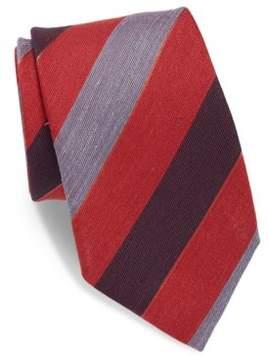 Charvet Multi-Tone Striped Tie