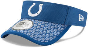 New Era Indianapolis Colts Sideline Visor