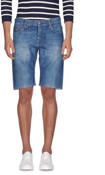 Care Label Denim bermudas