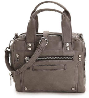 Urban Expressions Cody Studded Satchel - Women's