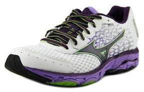 Mizuno Wave Inspire 11 Round Toe Synthetic Running Shoe.