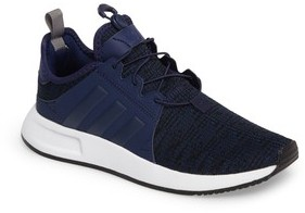 adidas Boy's X_Plr Knit Sneaker