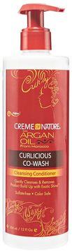 Creme of Nature Argan Oil Curlicous CoWash