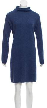 Allude Cashmere Sweater Dress