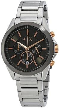 Armani Exchange Drexler Grey Dial Men's Chronograph Watch