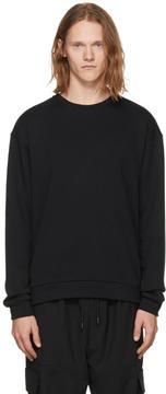 Pyer Moss Black Round 2 Sweatshirt