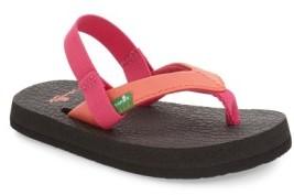 Sanuk Girl's 'Yoga Mat' Sandal