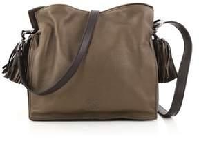 Loewe Pre-owned: Flamenco Bag Leather.