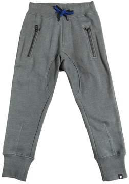 Molo Baggy Fit Cotton Sweatpants