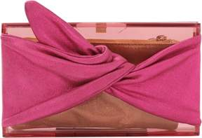 CHARLOTTE OLYMPIA Wrapped Up Pandora Clutch