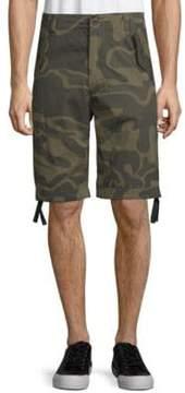 G Star Rovic-B Loose Fit Camo Shorts