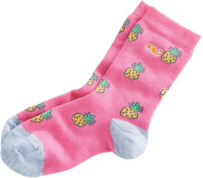 Vineyard Vines Girls Pineapple Socks