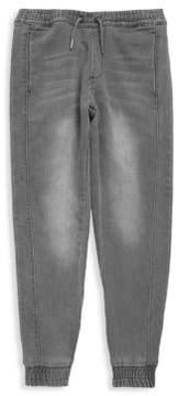 Joe's Jeans Boy's Denim Jogger Pants