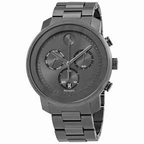 Movado Bold Chronograph Men's Gunmetal Watch 3600486