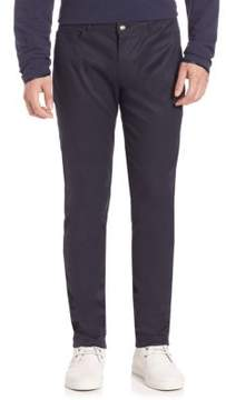 Ovadia & Sons Five-Pocket Cotton-Blend Stretch Pants