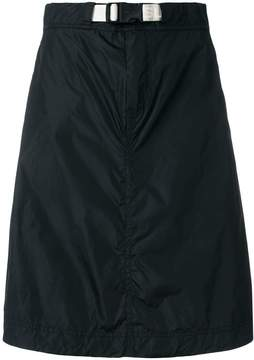 Palm Angels toggle fastening skirt