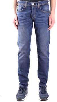 Brian Dales Men's Blue Cotton Jeans.