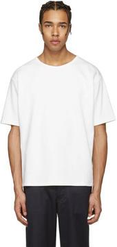 Acne Studios White Niagara T-Shirt