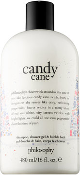 philosophy Candy Cane Shampoo, Shower Gel & Bubble Bath