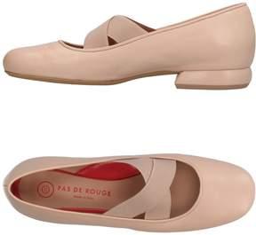 Pas De Rouge Ballet flats
