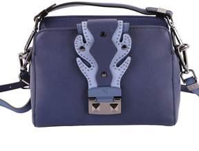 Trussardi Faux Leather Anice Shoulder Bag
