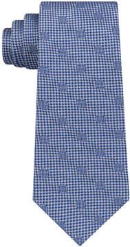 Sean John Men's Hidden Dot Silk Tie