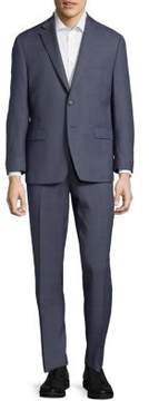 Lauren Ralph Lauren UltraFlex Slim-Fit Plaid Wool Suit