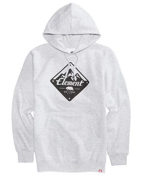 Element Men's Route Logo Pullover Hoodie