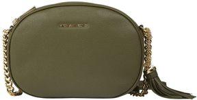 Michael Kors Messenger Shoulderbag - OLIVE - STYLE