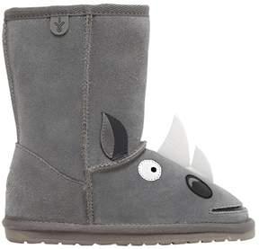 Emu Rhino Suede & Merino Wool Boots