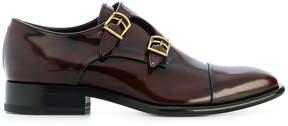 Jil Sander monk strap shoes