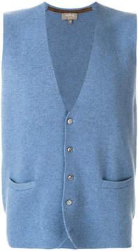 N.Peal The Chelsea cashmere waistcoat