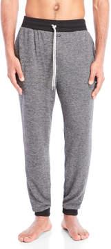 Kenneth Cole Stripe Jogger Lounge Pants