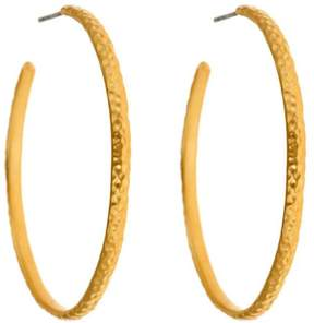Fornash Willow Hoop Earrings