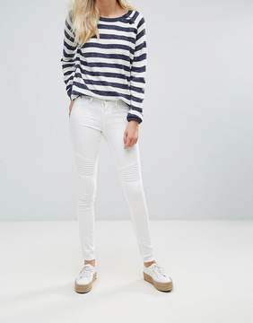 Blend She Bright Whitney White Skinny Jeans