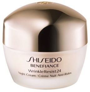 Shiseido Benefiance WrinkleResist24 Night Cream/1.7 oz.