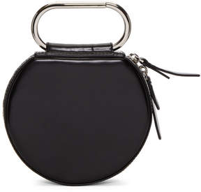3.1 Phillip Lim Black Alix Circle Clutch