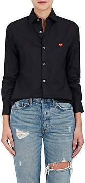 Comme des Garcons Women's Cotton Poplin Shirt