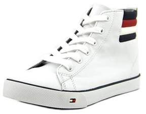 Tommy Hilfiger Dennis Mill Youth Synthetic White Fashion Sneakers.