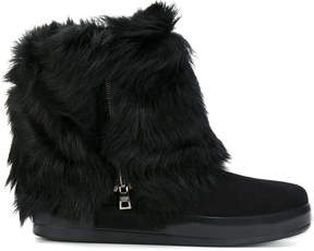 Prada lapin cuffed boots