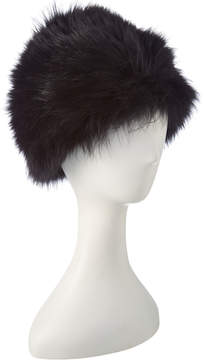 Jocelyn Black Stretch Hat