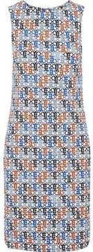 Emilio Pucci Printed Stretch-Jersey Mini Dress