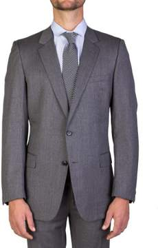 Christian Dior Men's Wool Two-Button Suit Grey