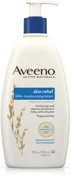 Aveeno Skin Relief Fragrance Free Moisturizing Lotion