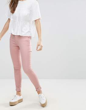 Brave Soul Pastel Skinny Jeans